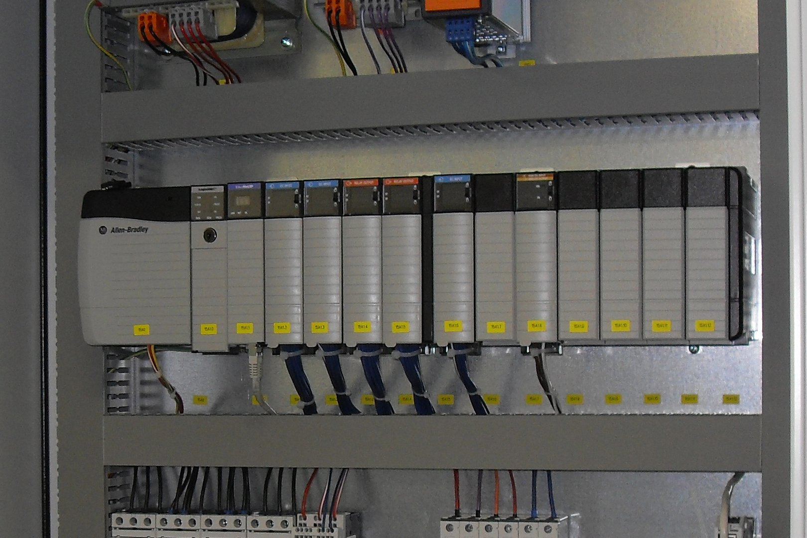 All about Industrial Control Panels - Hardcore Electric