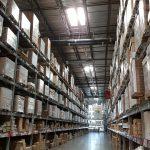 Warehouse Commercial Lighting Denver