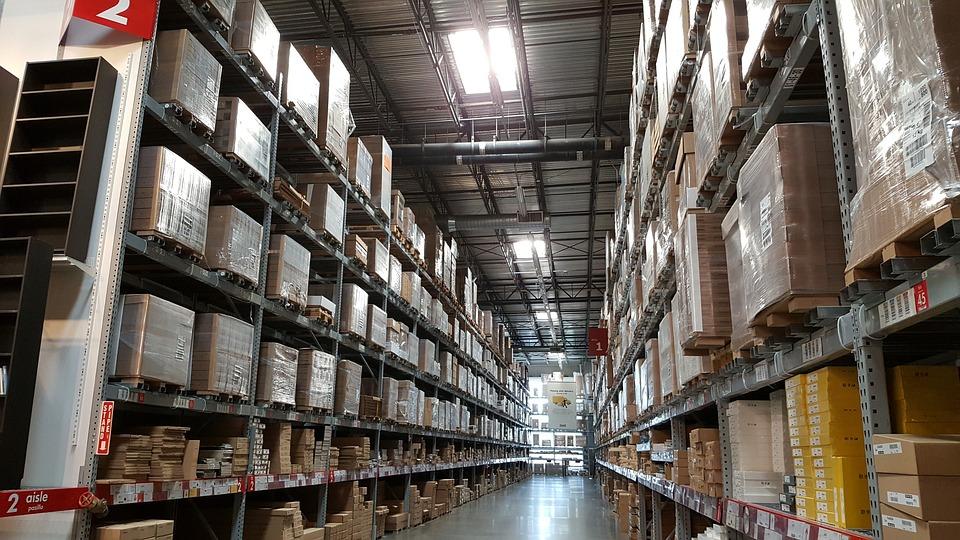Warehouse Commercial Lighting